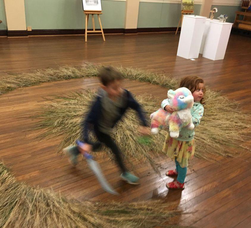 FLOW Gallery, Arts Huddle