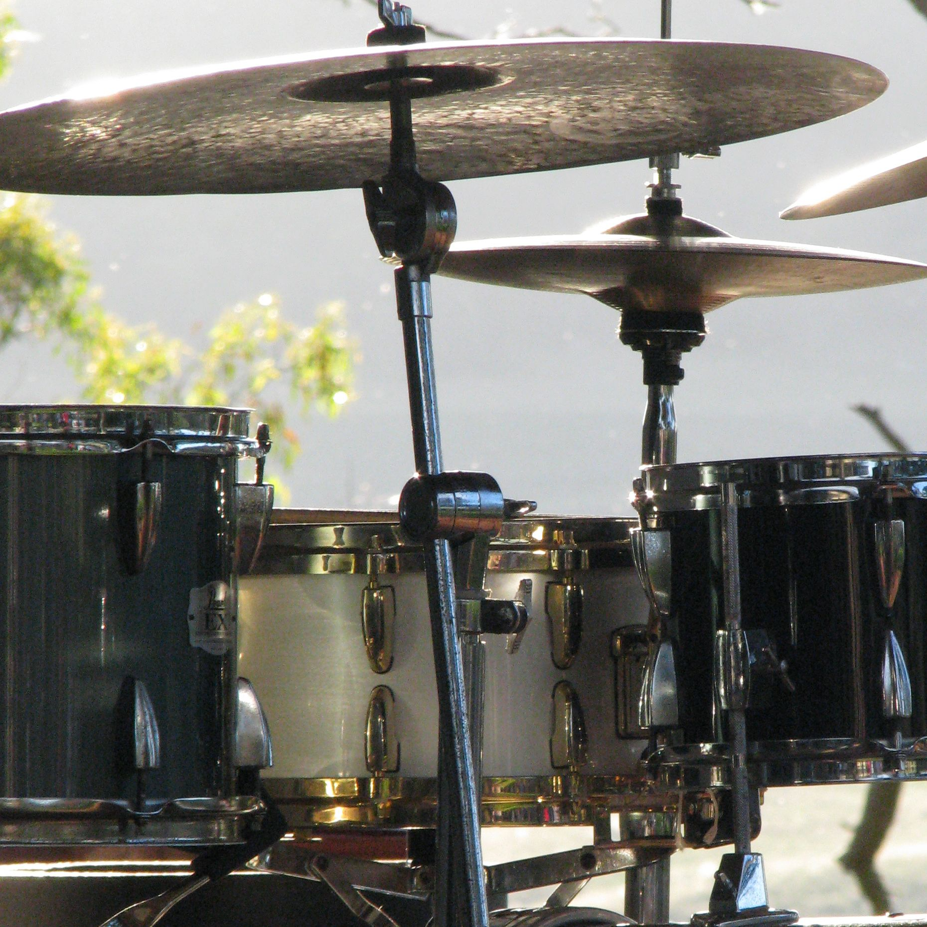 Drums photo Arts OutWest