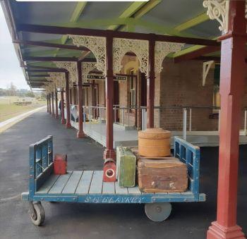 Blayney Railway Station