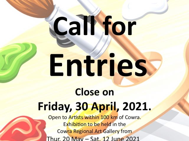 2021 Latest version. POSTER- call for Entries