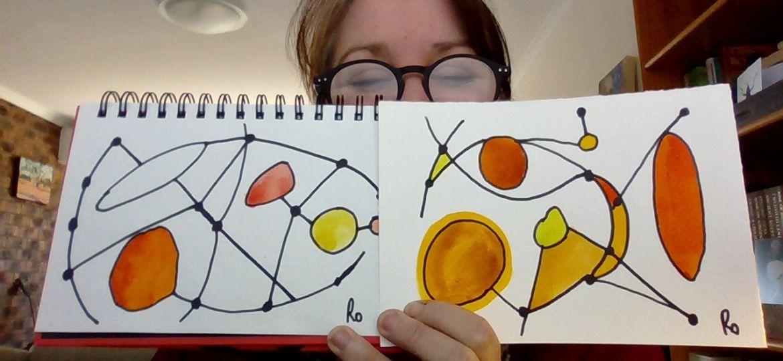 Art Snacks image for Ilona Dunn